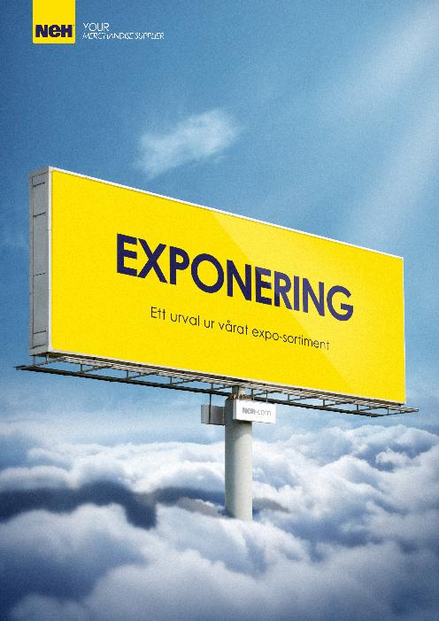 Katalog: Exponering